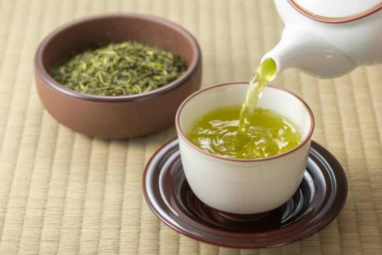 green tea weight loss Telugu