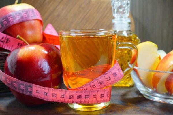 బరువు తగ్గడం కోసం apple cider vinegar