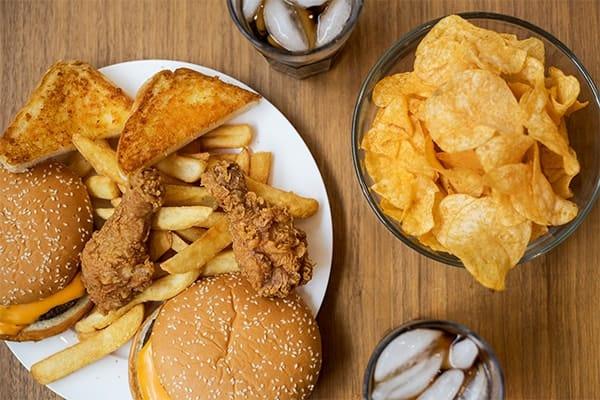 బరువు తగ్గడానికి carbohydrates-food