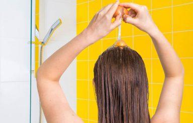 egg for hair