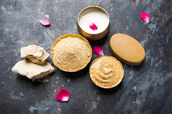 ముల్తానీ మిట్టి face glow tips for oily skin
