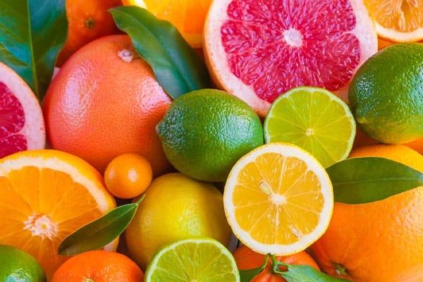 citrus fruits for immunity